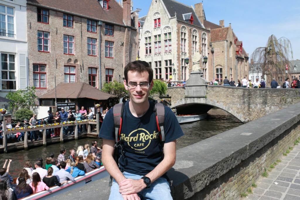 Hugo @ Bruges