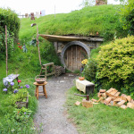 The Hobbiton movie set tour
