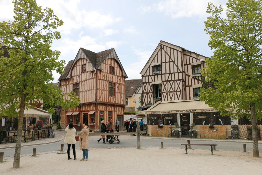 Main square, Provins