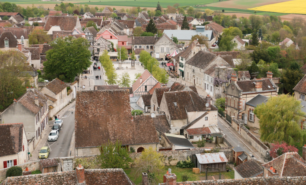 Medieval Town Of Provins Breathe With Us