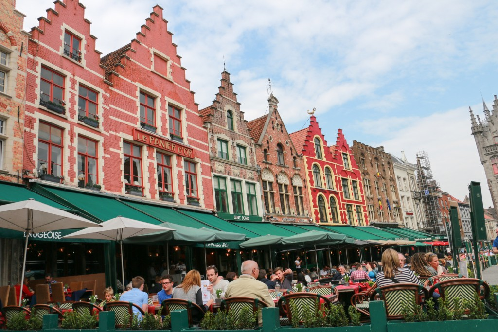 Restaurants and bars in Markt