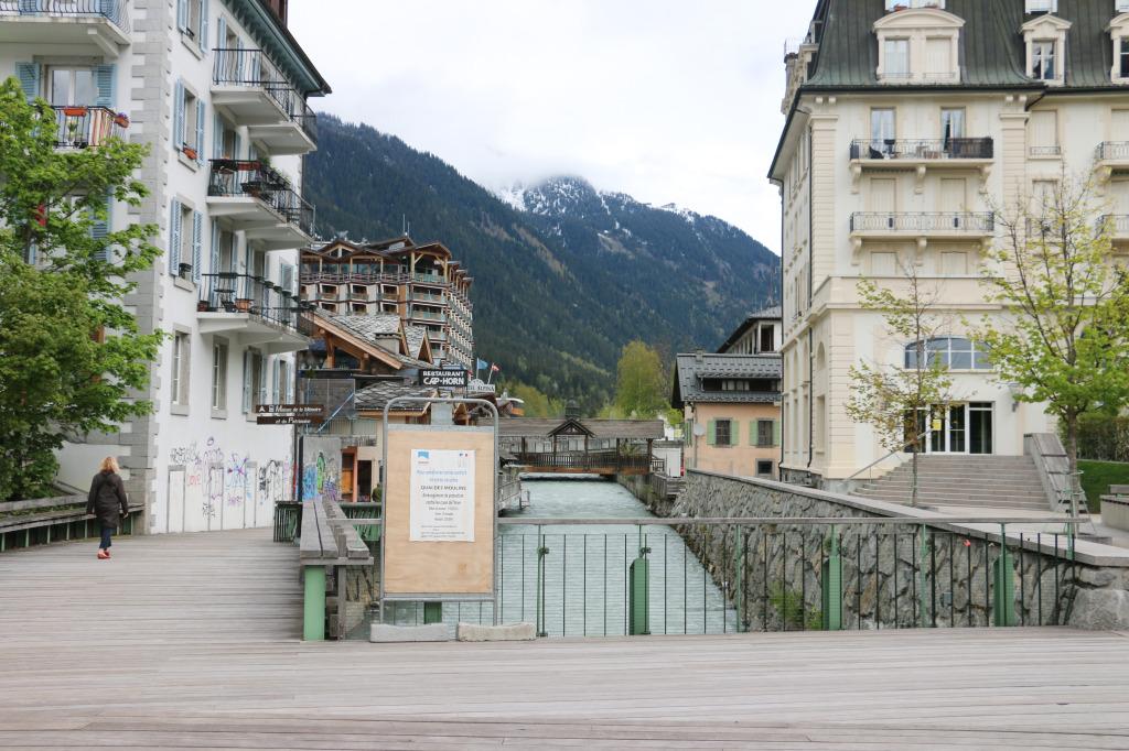 Central Chamonix