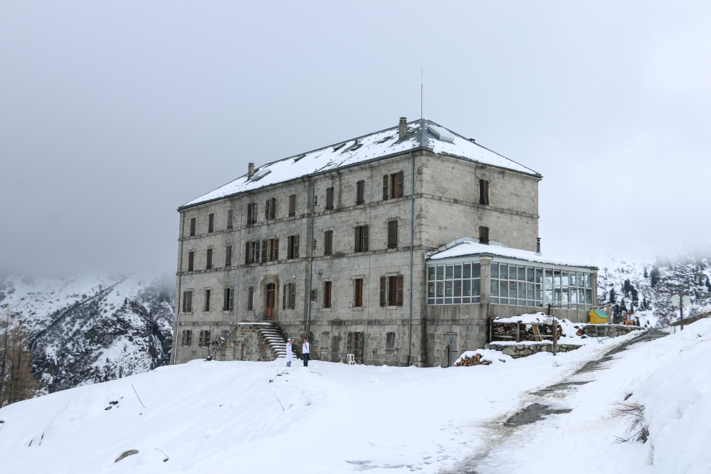 Hotel Montenvers
