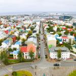 Reykjavík from the top