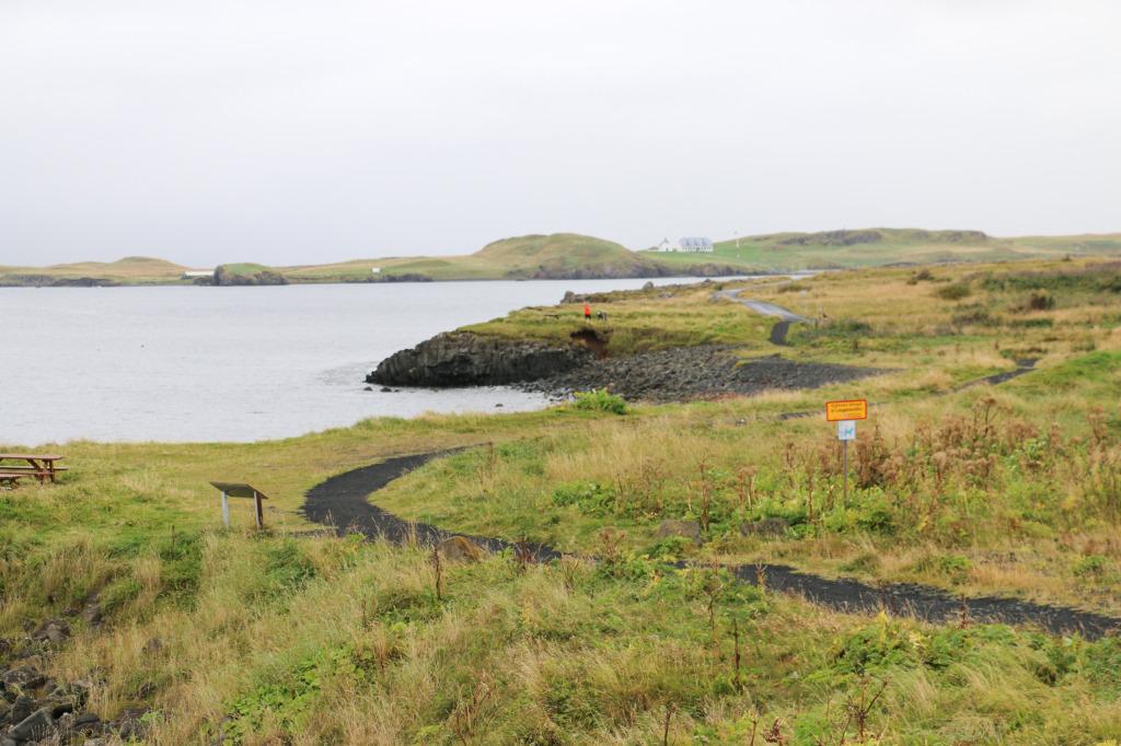 Outskirts of Reykjavik