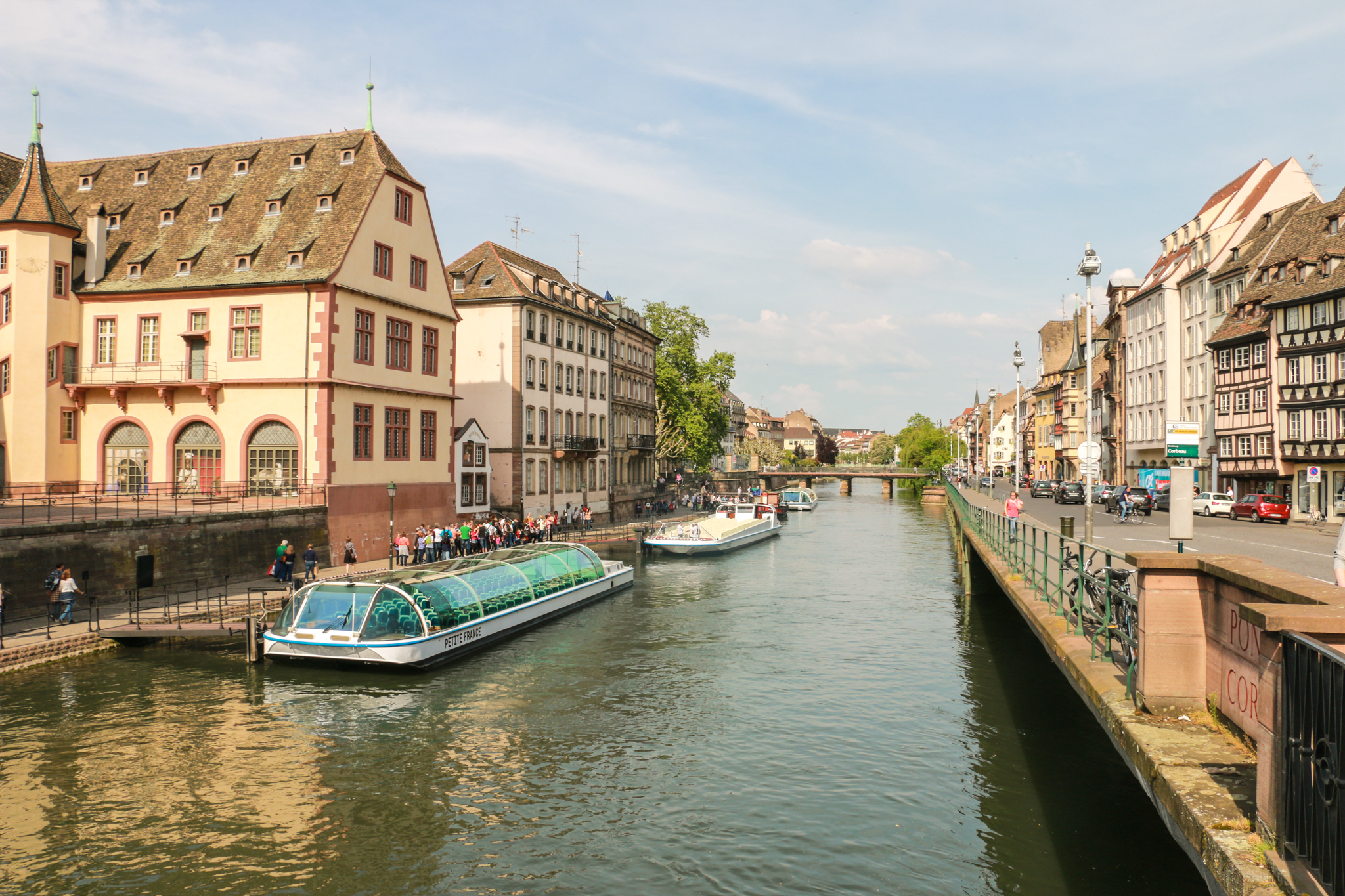 Strasbourg canal
