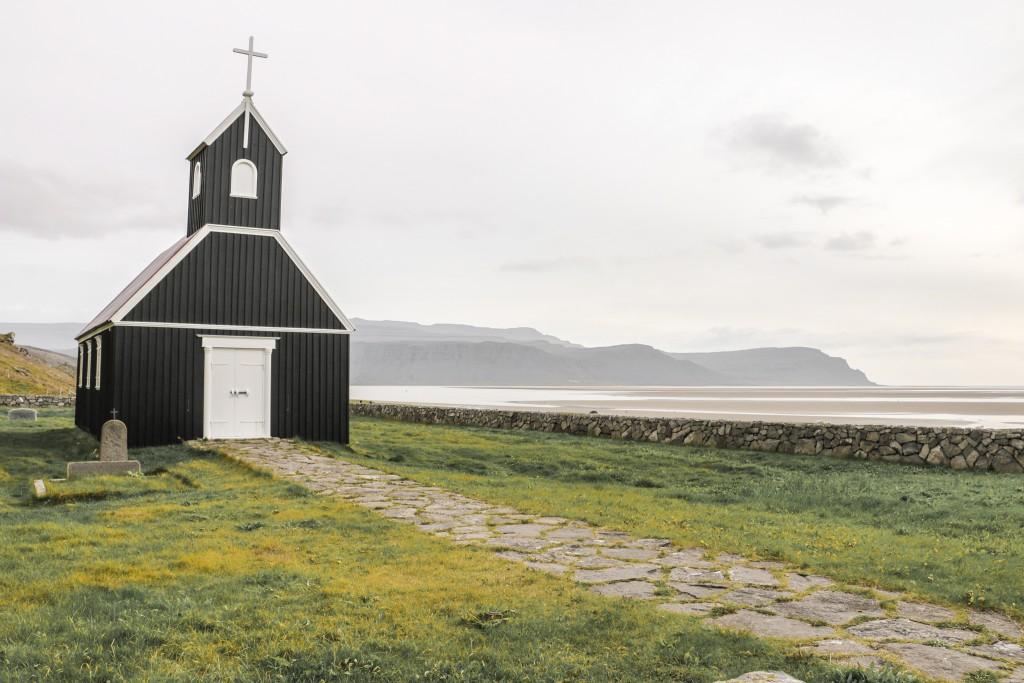 Church in Rauðisandur