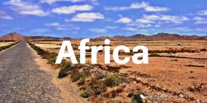 Destinations - Africa