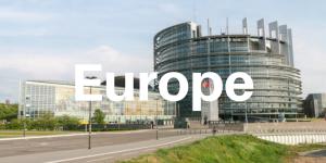 Destinations - Europe