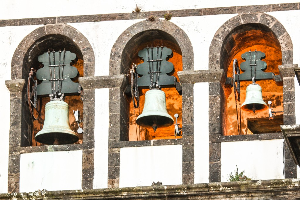 Church bells in Ponta Delgada