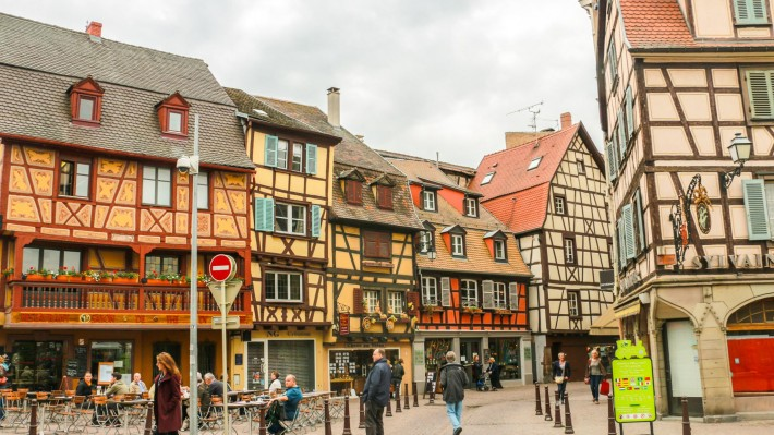 The charming villages of Alsace