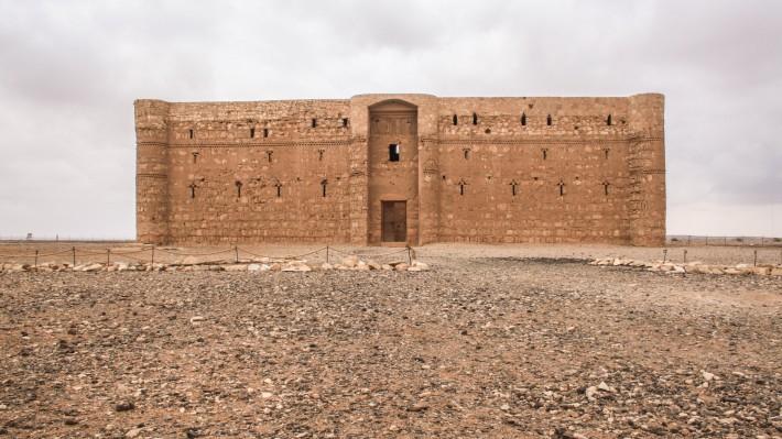 Jordan Desert Castles - Qasr Kharana