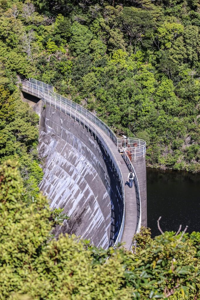 Zealandia Dam
