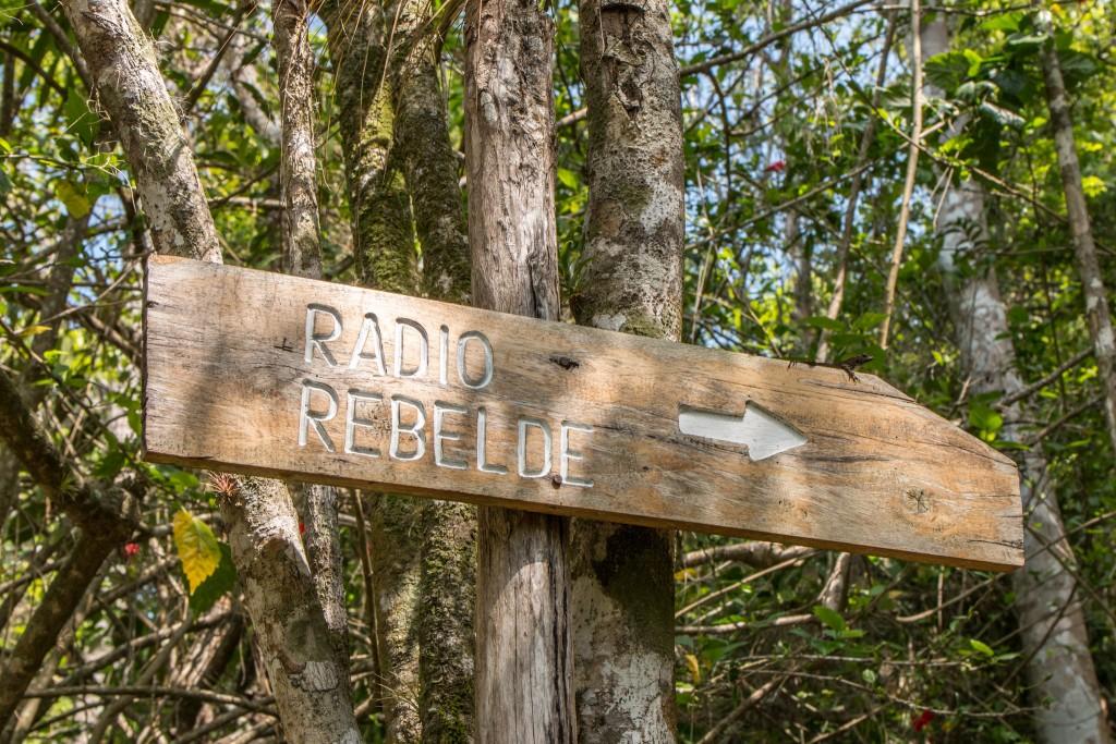 Sierra Maestra Radio Rebelde