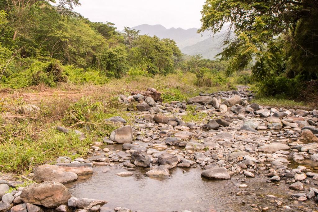 Sierra Maestra Santo Domingo Yara River