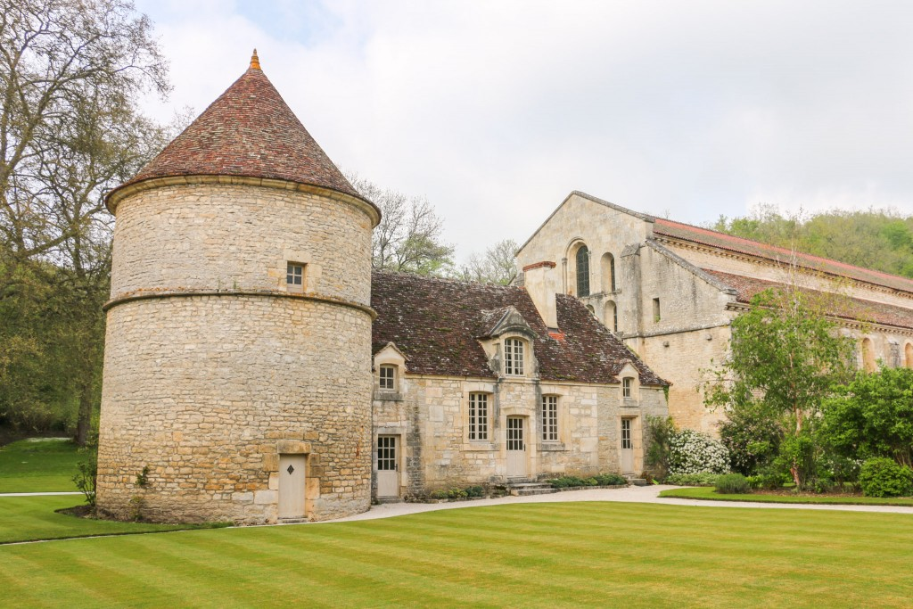 Abbey Fontenay - The Dovecote