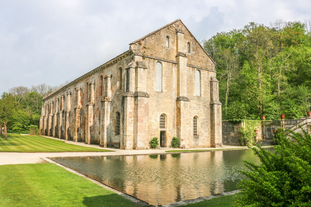 Abbey Fontenay - Forge