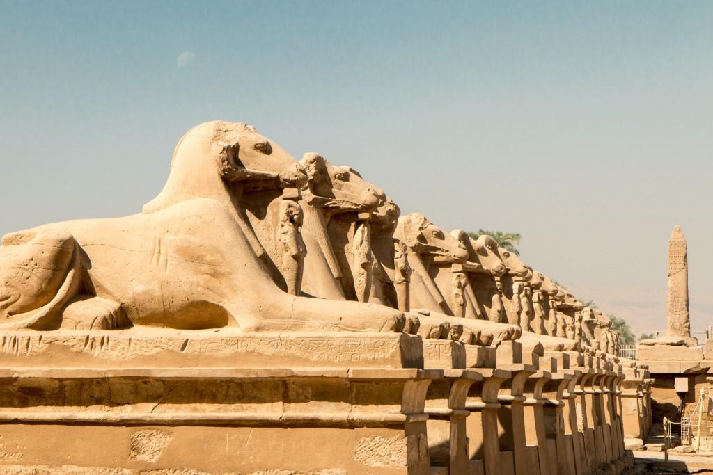 Egypt Karnak