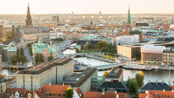 The best views in Copenhagen