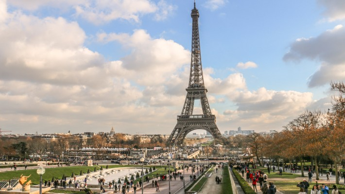 7 Day trips from Paris