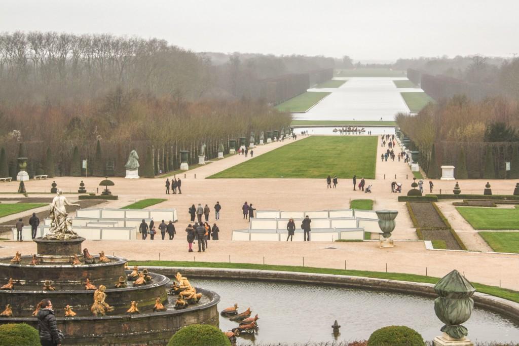 Château de Versailles - Gardens
