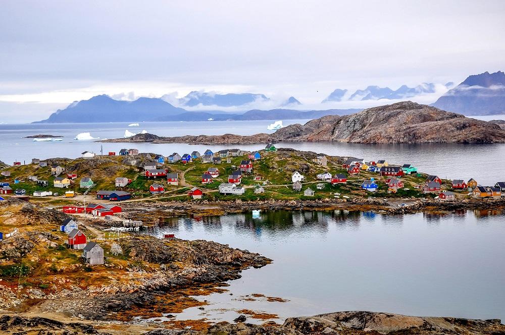 Iceland Highlights Greenland