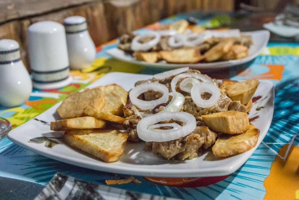 Casas Particulares Food