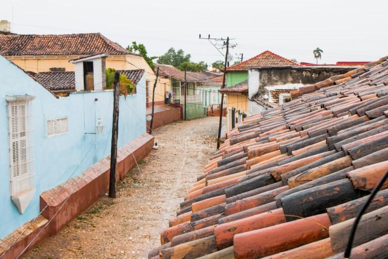 Barrio Casa Particular Trinidad