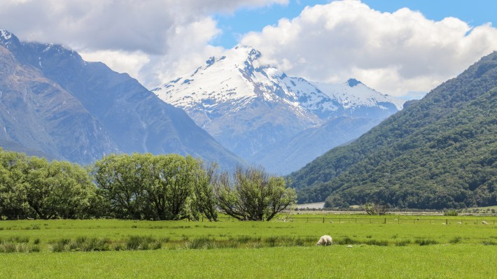 Glacier Country to Queenstown