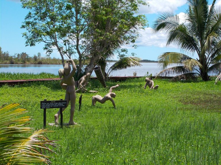 Cuba Highlights Laguna del Tesoro