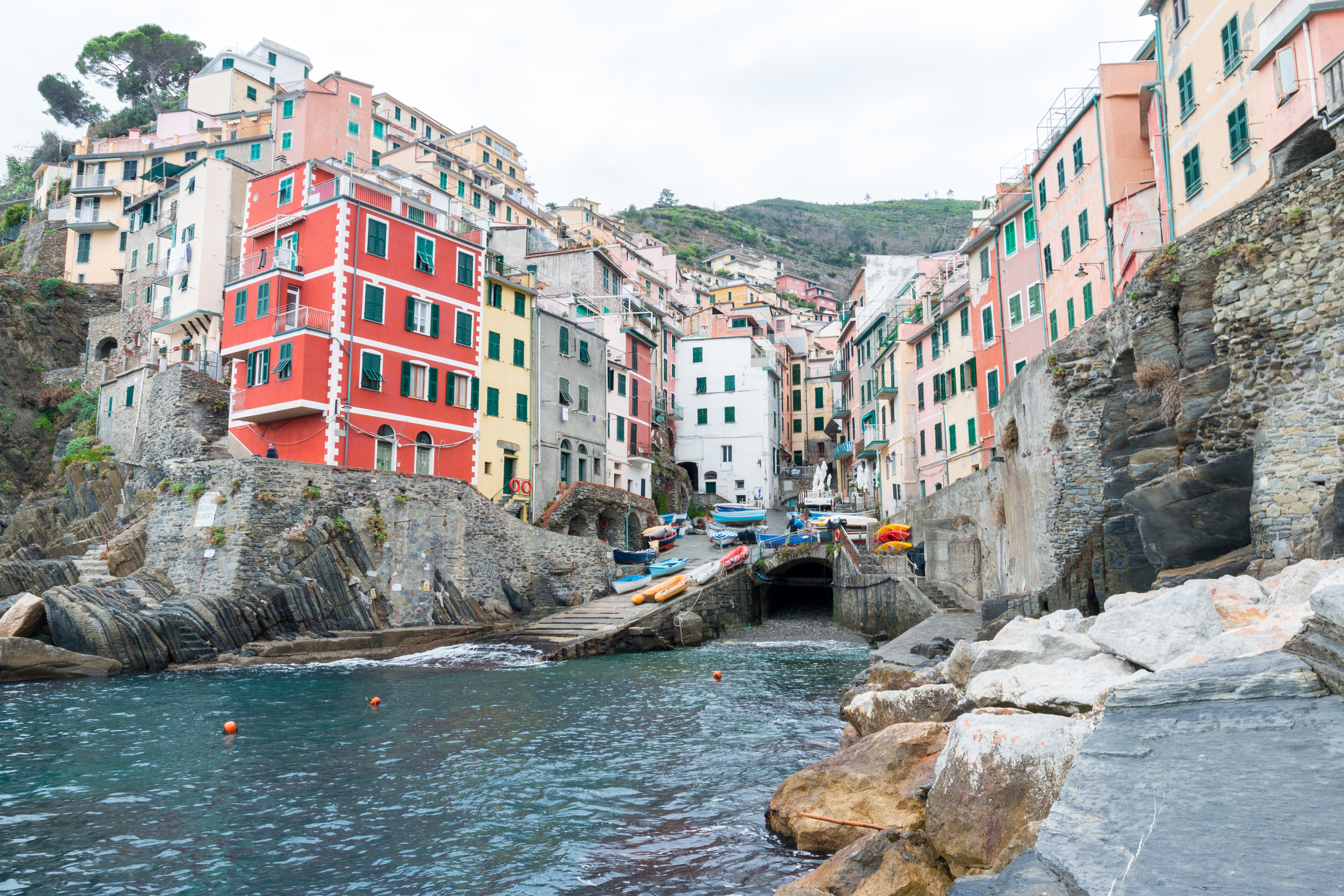 The Heart Of Cinque Terre visiting the cinque terre in the winter - breathe with us